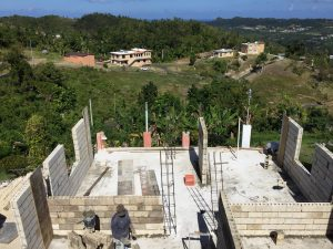 Construction in Ciales