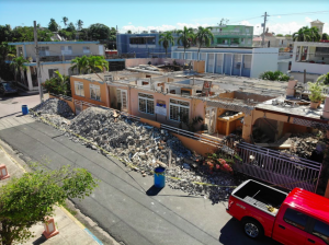 Residential Demolition in Hatillo