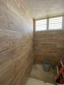 bathroom remodelation